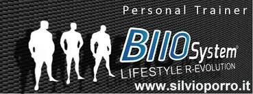 Personal Trainer BIIO System Silvio Porro