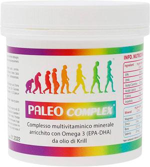 paleocomplex integratori paleo dieta