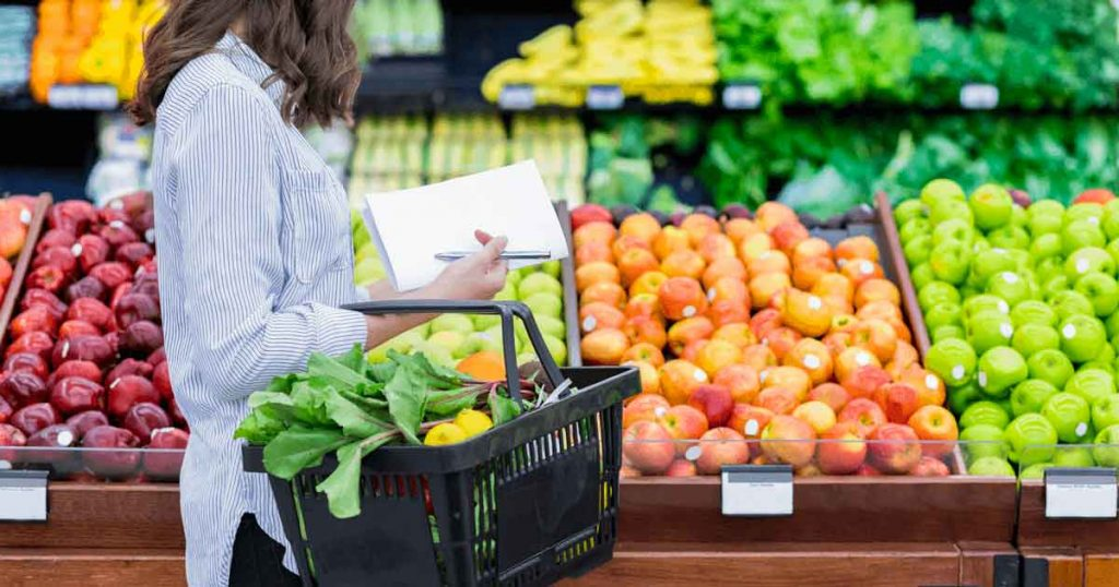 Spesa Paleo Dieta Alimentazione Secondo Natura