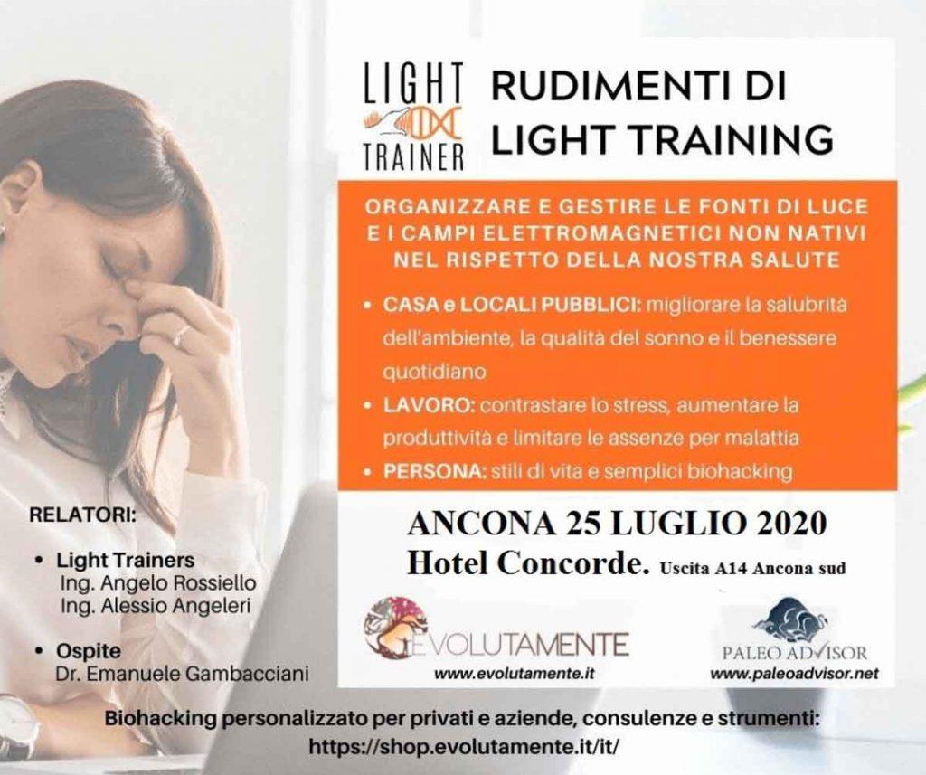 Rudimenti Light Training Ancona 25 Luglio