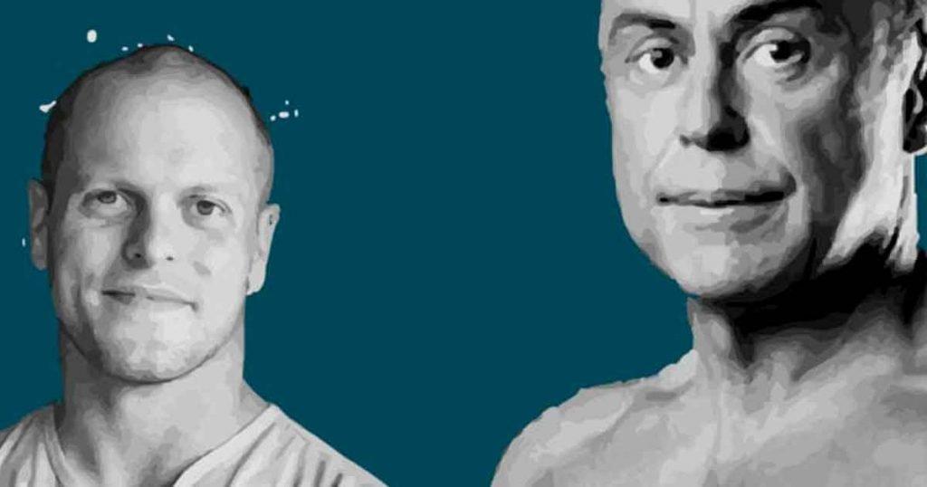 Charles Poliquin e Tim Ferris