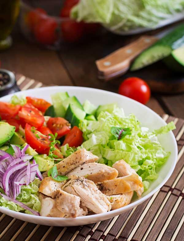 Rapporto Verdura Carne Paleo Dieta